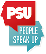 People Speak Up Logo